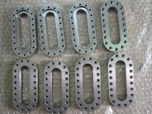 Machined Mould Parts